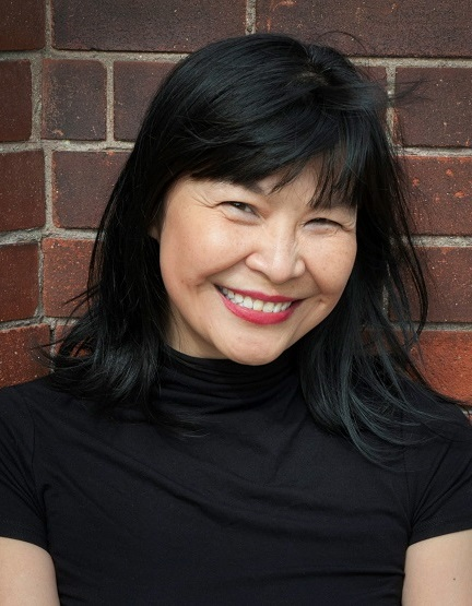 Author Carrianne Leung