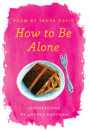How to Be Alone - paperback cover