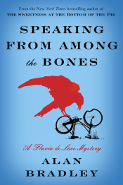 Speaking from Among the Bones - Canadian cover