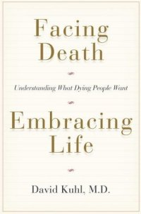 Facing Death, Embracing Life cover