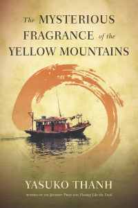 The Mysterious Fragrance of the Yellow Mountains - Canadian cover