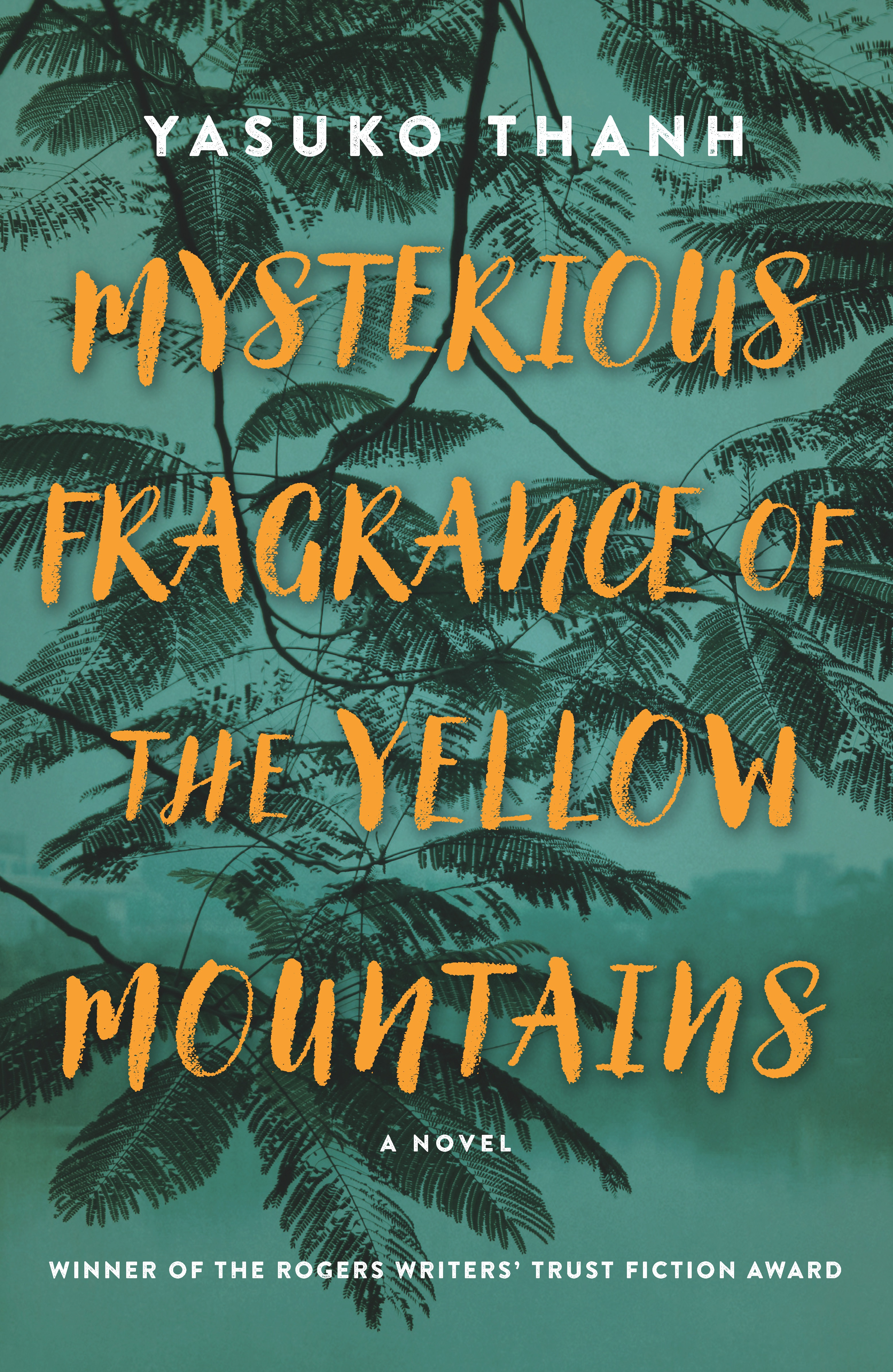 Mysterious Fragrance of the Yellow Mountains subsequent Canadian edition