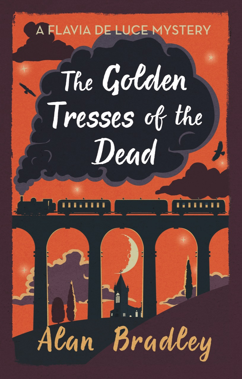 The Golden Tresses of the Dead — UK edition