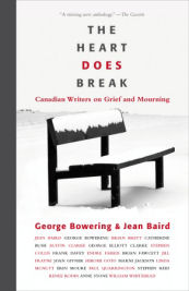 The Heart Does Break - Canadian paperback