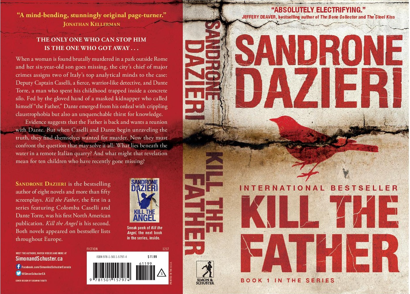 Kill the Father - Canadian paperback edition