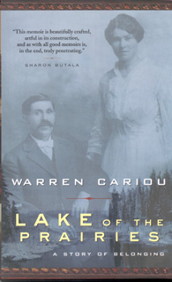 Lake of the Prairies cover