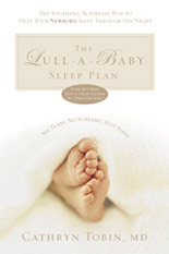 The Lull-A-Baby Sleep Plan cover