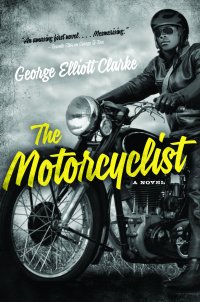 The Motorcyclist - HarperCollins cover