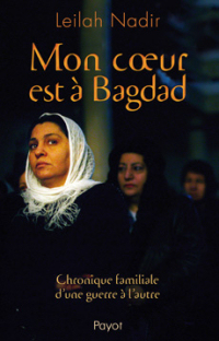 The Orange Trees of Baghdad - French cover