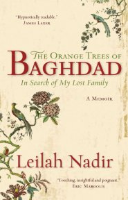 The Orange Trees of Baghdad cover