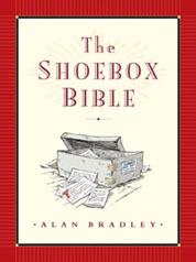 The Shoebox Bible cover