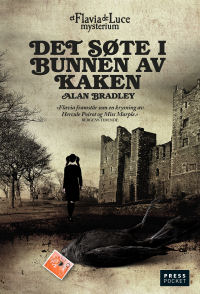 The Sweetnes at the Bottom of the Pie - Norwegian paperback cover