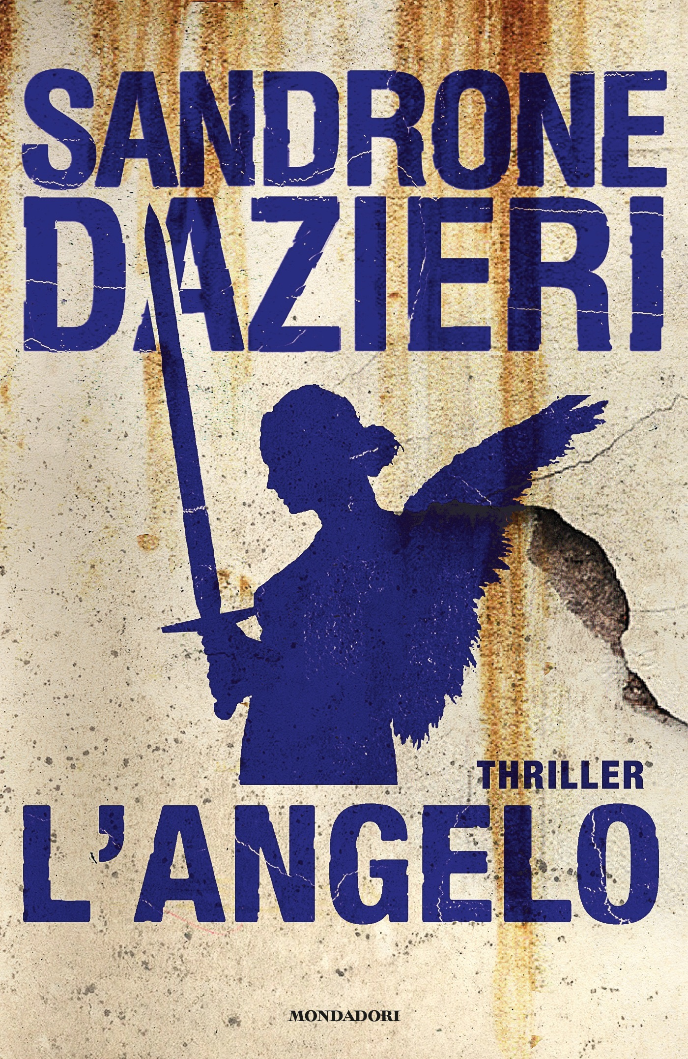 The Killer's Angel - Italian cover