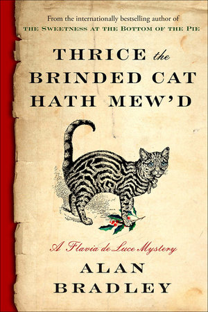 Thrice the Brinded Cat Hath Mew'd - cover