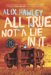 All True Not A Lie In It - Canadian paperback cover
