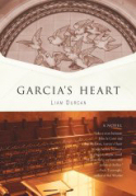 García's Heart - US cover